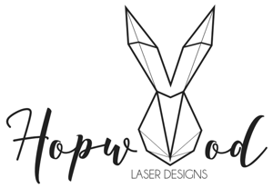 Hopwood Laser Designs Logo