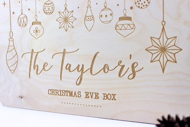 Bauble Christmas Eve Box