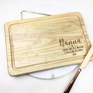 Nanna chopping board