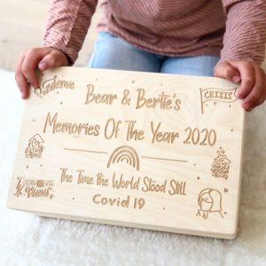 COVID19 MEMORY BOX
