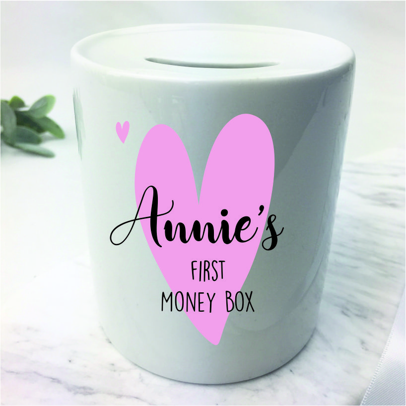 First money box