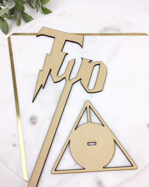 Harry potter table numbers