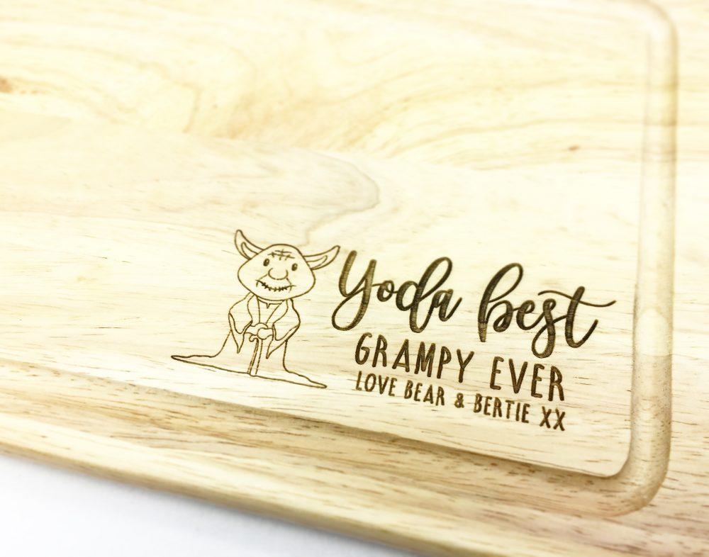 Yoda best chopping board